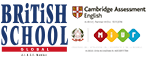 British School Liguria Logo